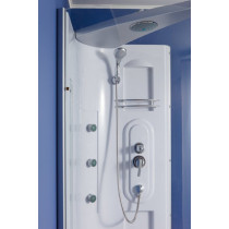 Douche- Bad Combinatie Dauphine Rechts 170X90