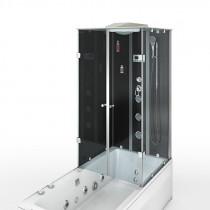 Douche- Bad Whirlpool Combinatie Helos-L 180x90x222CM