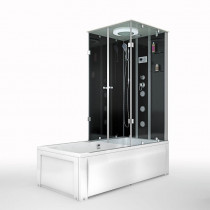 Douche- Bad Combinatie Hektor-L 180x90x222CM