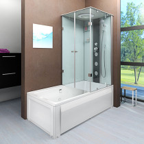 Douche- Bad Combinatie 180X90X222 Malmo-L