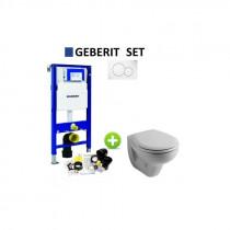 Geberit Up320 Toilet Set Compleet Hangtoilet