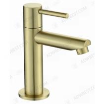 Toiletkraan Coriano Mat Goud