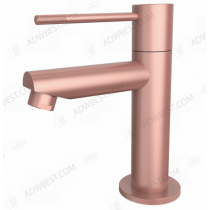 Toiletkraan Santo Rosé Mat Goud