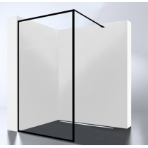 Inloopdouche Douchewand Candelo 100x200cm - 8mm Nano Glas
