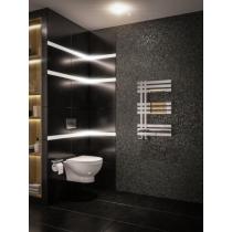 Design Handdoekradiator Hurley Chroom 80x50cm