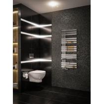 Design Handdoekradiator Hurley Chroom 120x50cm