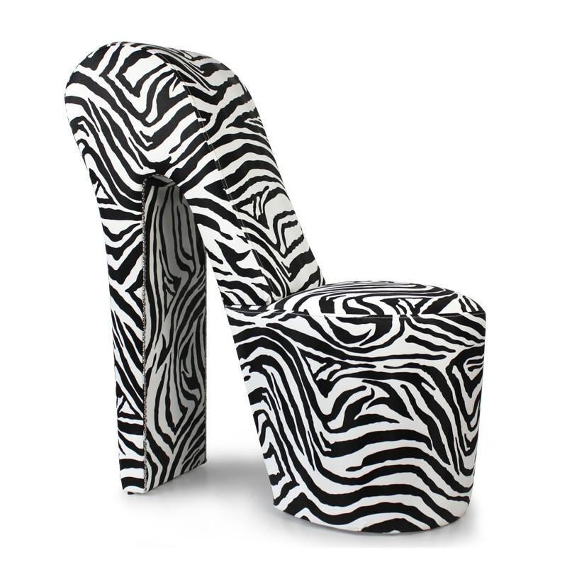 Pump Stoel Zebra