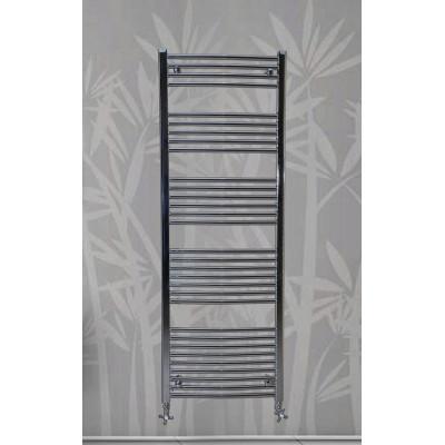 Handdoekradiator Chroom 80 x 40 cm