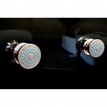 Stoomcabine Nero 120x80x220cm Links
