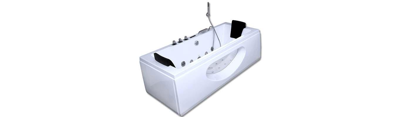 Goedkope Whirlpool Indoor: Online Badkamer Outlet