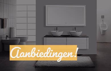 Douche Schuifdeur Outlet : Badkamer outlet en sanitair outlet